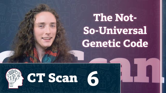 The Not-So-Universal Genetic Code