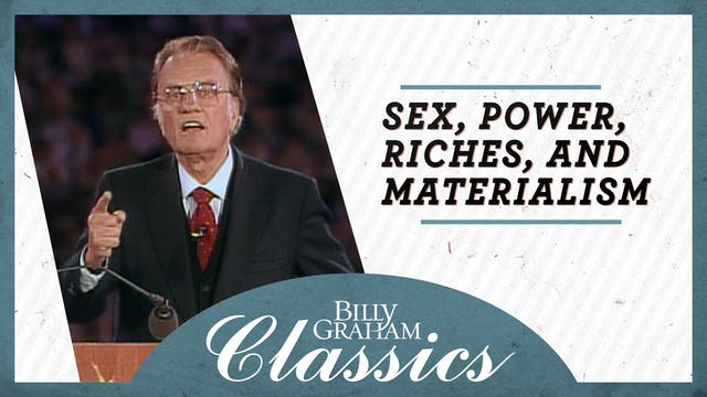 Billy Graham - 1987 - Columbia SC: Se...