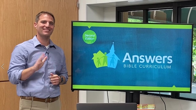 Homeschooling with Answers Bible Curriculum