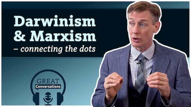 Darwinism and Marxism - Connecting the Dots