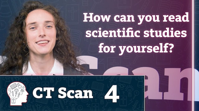 How to Find and Read Scientific Studies