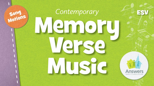 Seeds Family Worship: Memory Verse Song Motions