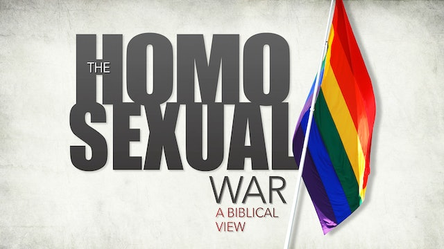 The Homosexual War