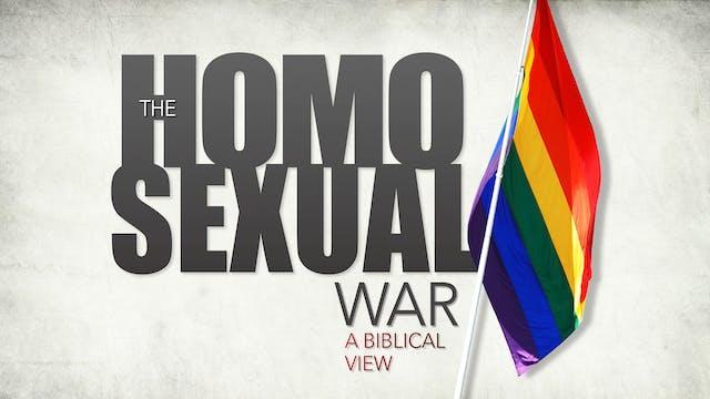 The Homosexual War
