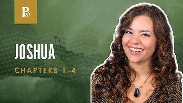 The Prostitute; Joshua 1-4