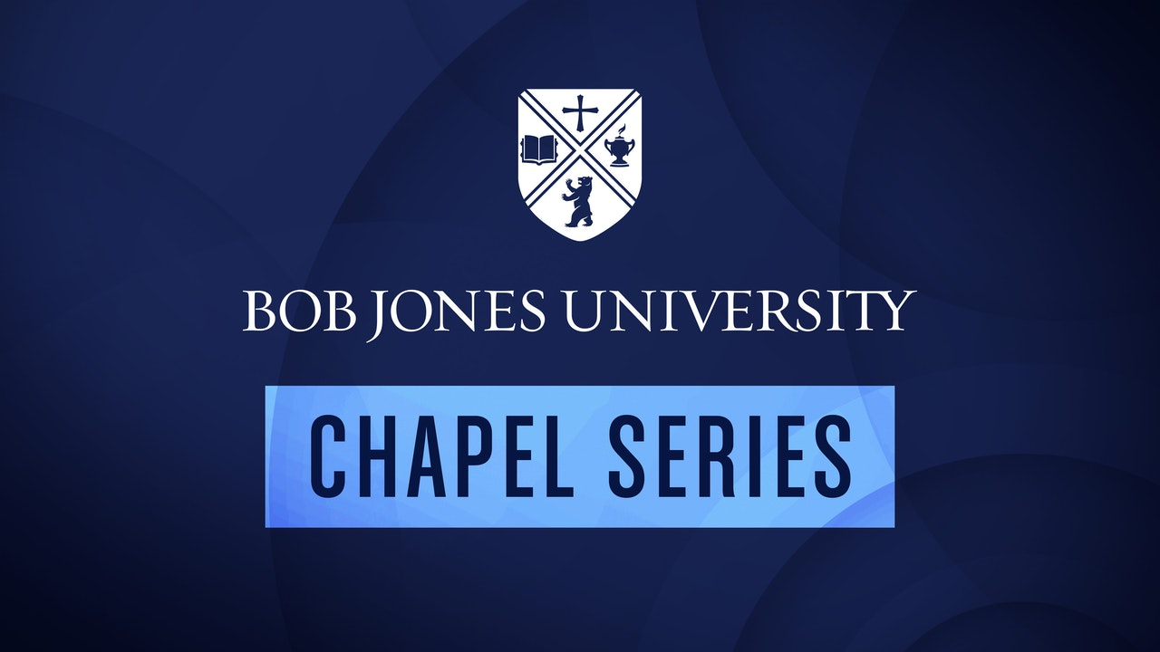 Chapel at Bob Jones University