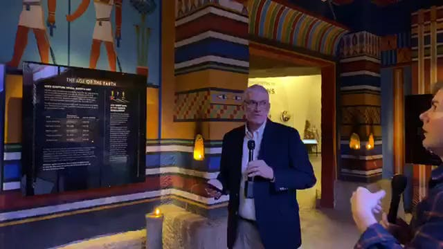 Biblical Authority Exhibit