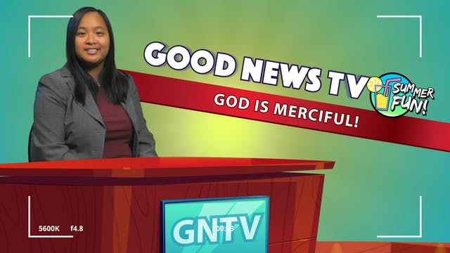 God is Merciful!