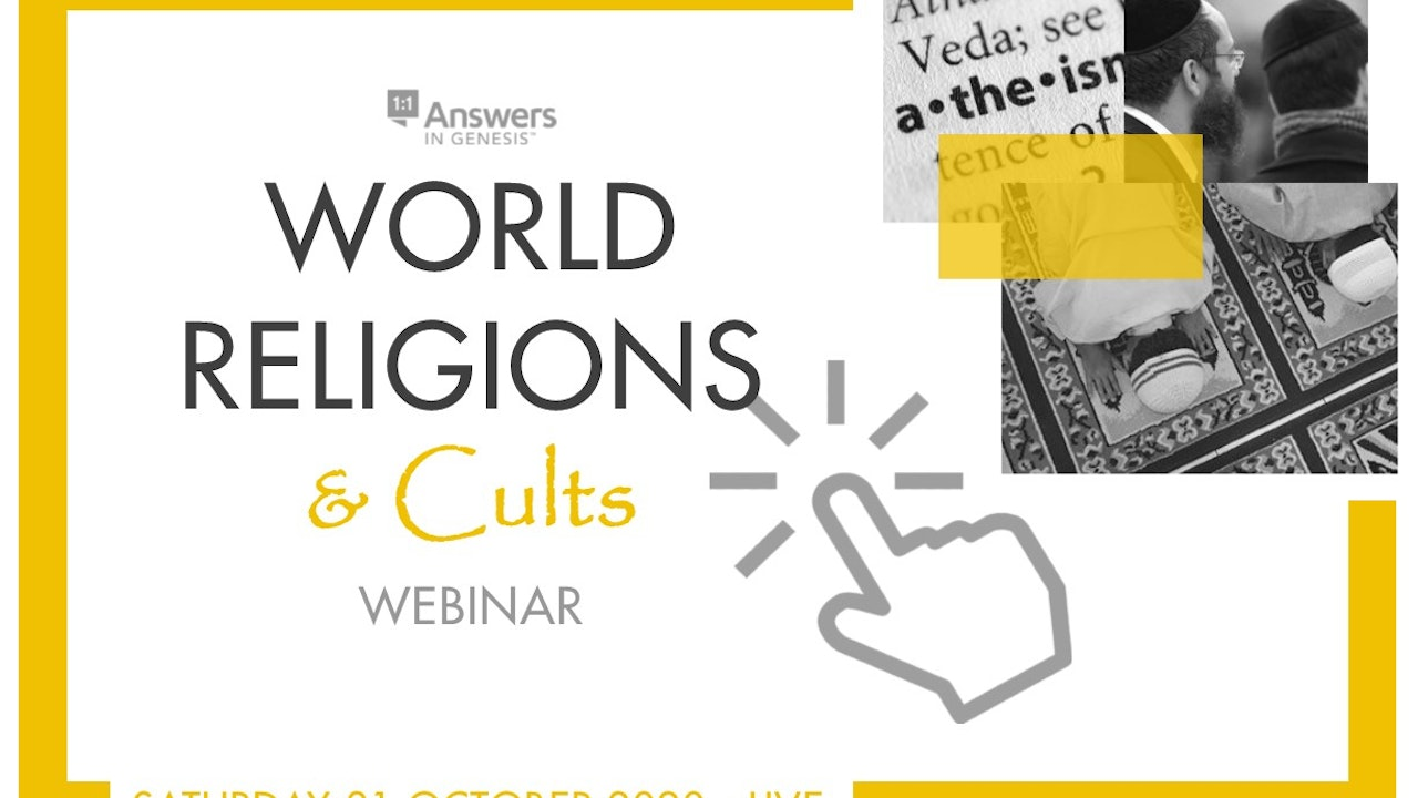 World Religions & Cults Webinar