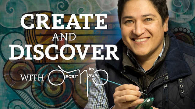 Create and Discover with Oscar Nava