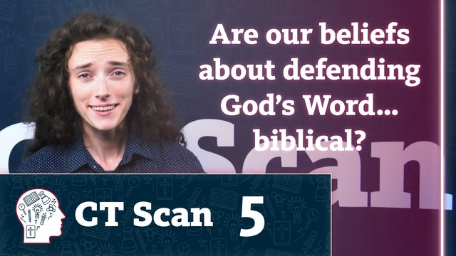 Answering 2 Lies About Apologetics