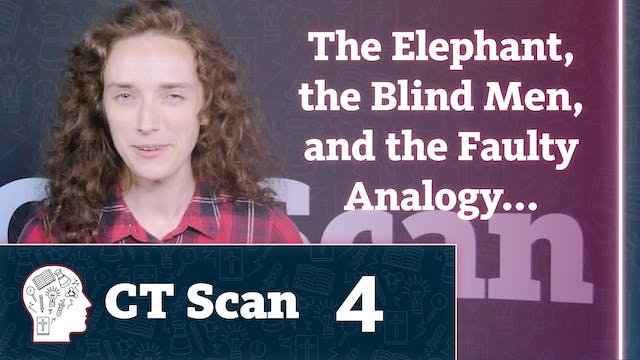 The Elephant, the Blind Men, and the ...