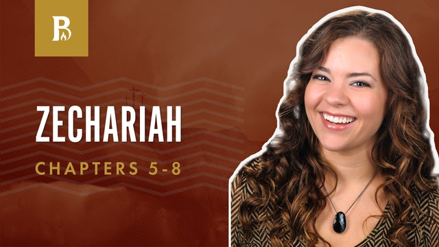 How's Our Hearing?; Zechariah 5-8