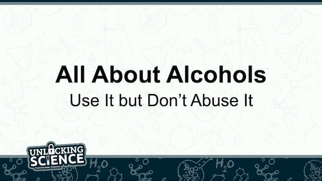 All About Alcohols