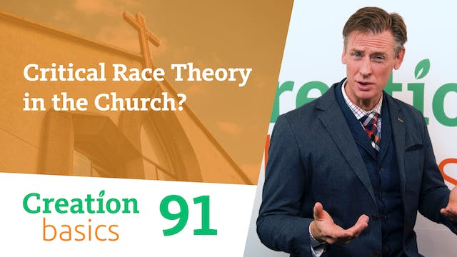 Critical Race Theory in the Church?