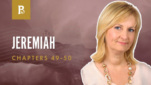 Edom Is Judged; Jeremiah 49-50