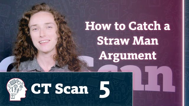Answering Straw-Man Arguments