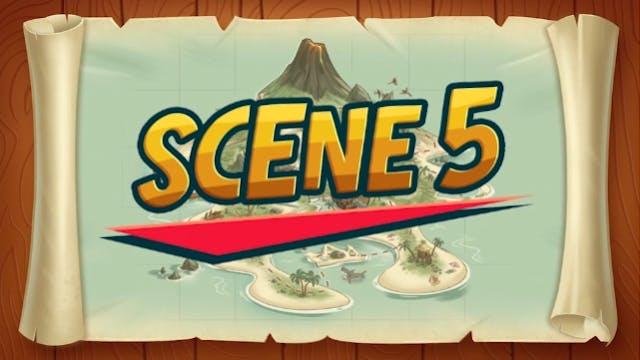 Mystery Island Drama: Scene 5
