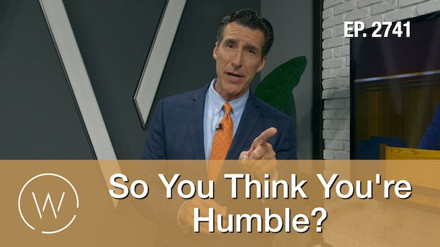 So You Think You're Humble?