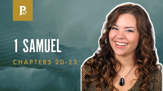 Conspiracies; 1 Samuel 20-23