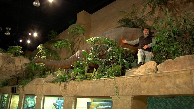 Extra—Buddy Davis' Dinosaurs at the Creation Museum