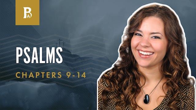 Faith & Righteousness; Psalms 9-14