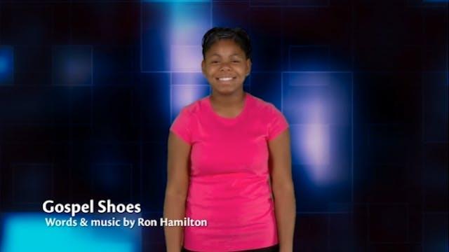 Gospel Shoes