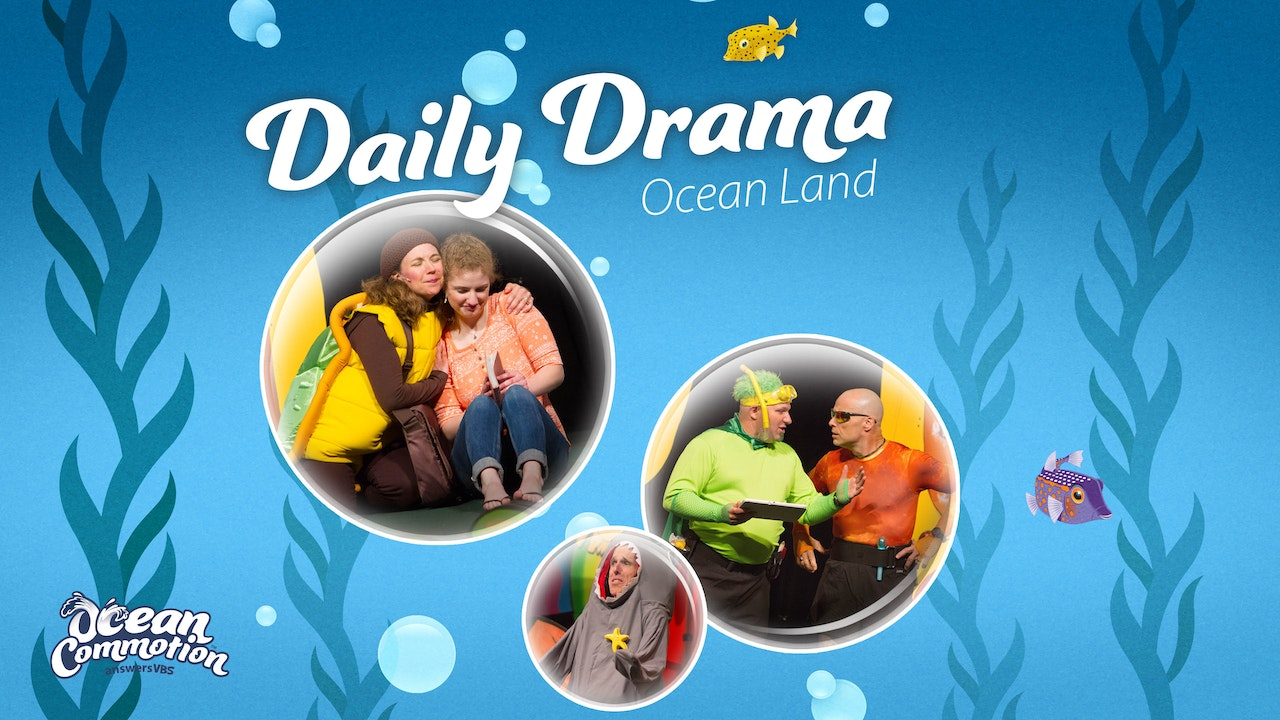 Ocean Commotion Daily Drama