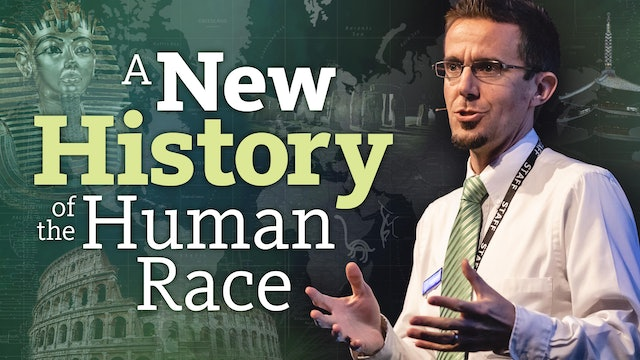 A New History of the Human Race!