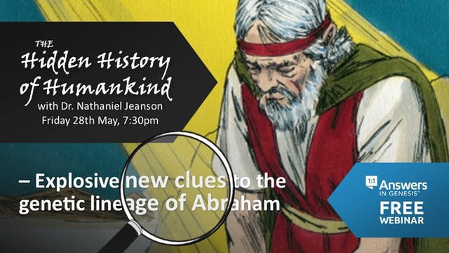 The Hidden History of Humankind: Abraham