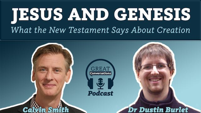 Jesus and Genesis - What the New Test...