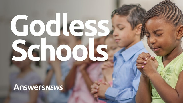 Godless Schools