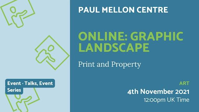 21.11.04 (Thu Nov 4th)   Online: Graphic Landscape