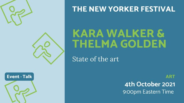 21.10.04 (Mon Oct 4th) | Kara Walker ...