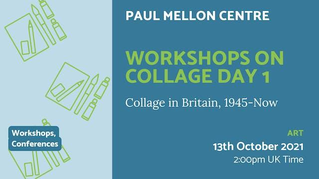21.10.13 (Wed Oct 13th) | Workshops o...