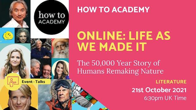 21.10.21 (Thu Oct 21st) | Online: Lif...