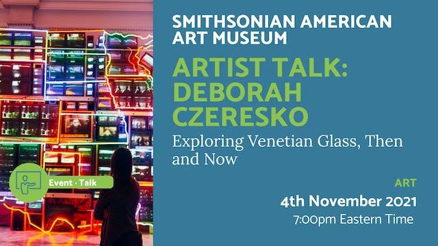 21.11.04 (Thu Nov 4th) | Artist Talk:...