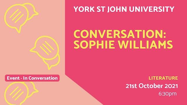 21.10.21 (Thu Oct 21st) | Conversatio...