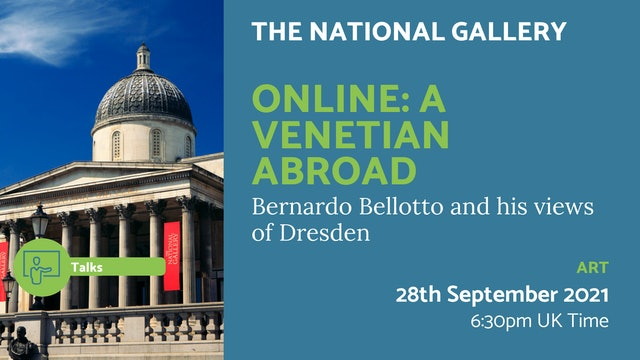 21.09.28 (Tue Sep 28th)   Online: A Venetian Abroad