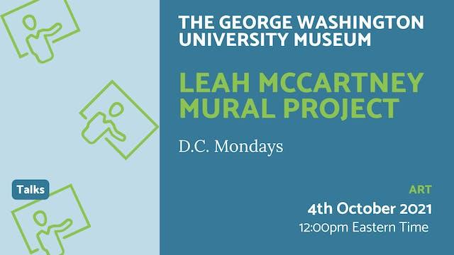 21.10.04 (Mon Oct 4th) | Leah McCartn...
