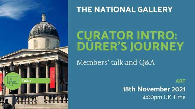 21.11.18 (Thu Nov 18th) | Curator Int...