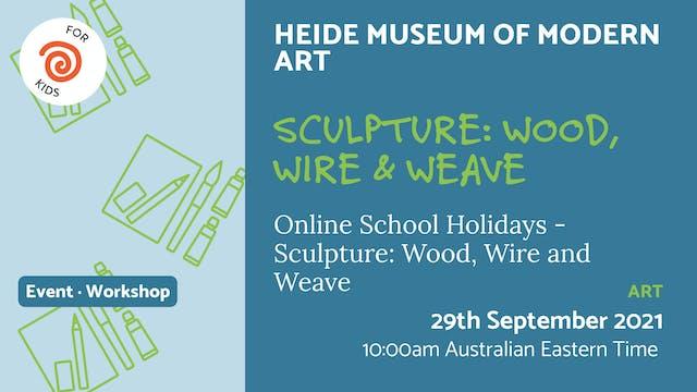 21.09.29 (Wed Sep 29th) | Sculpture: ...