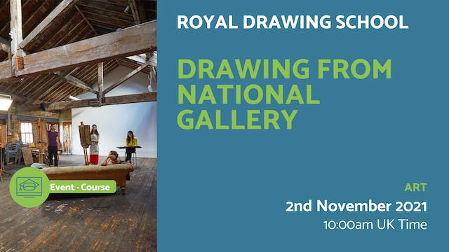 21.11.02 (Tue Nov 2nd) | Drawing from...