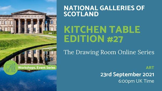 21.09.23 (Thu Sep 23rd)   Kitchen Tab...