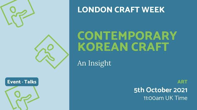 21.10.05 (Tue Oct 5th) | Contemporary...