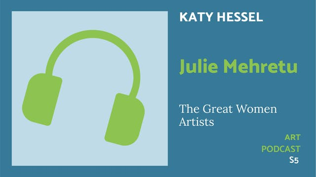 🎧 The Great Women Artists S5   Julie ...