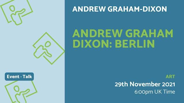 21.11.29 (Mon Nov 29th) | Andrew Grah...