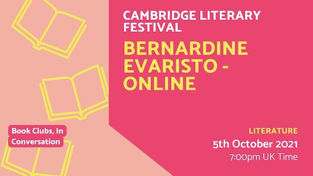 21.10.05 (Tue Oct 5th) | Bernardine E...