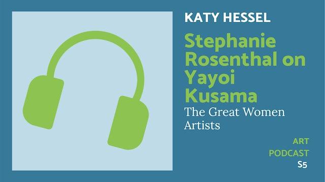 🎧 The Great Women Artists S5 | Yayoi Kusama