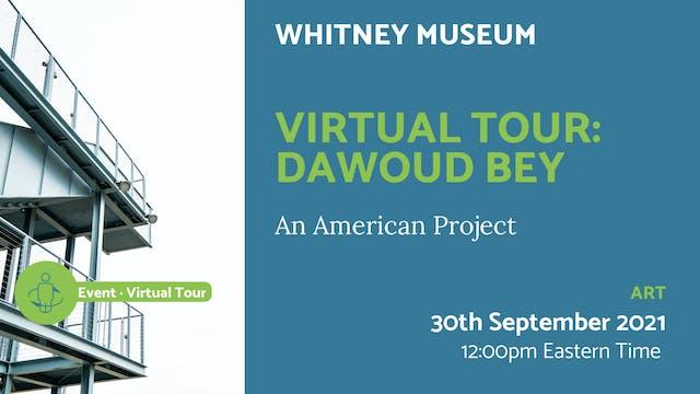 21.09.30 (Thu Sep 30th) | Virtual Tou...